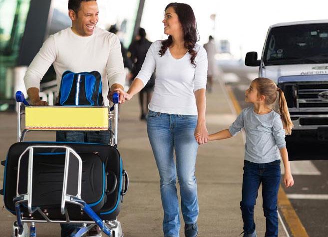 Transporte de passageiros para Aeroportos em SP