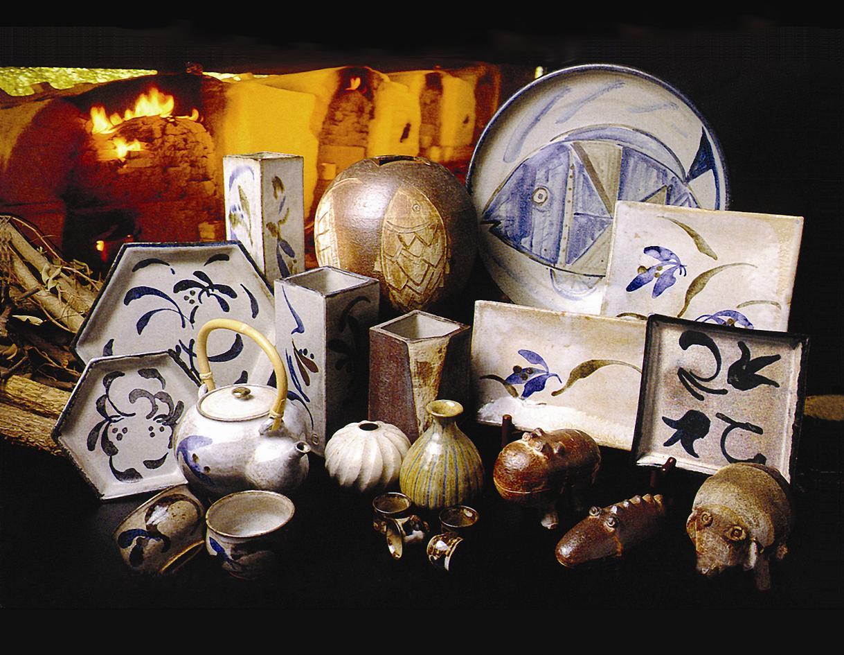 cidade da ceramica de van