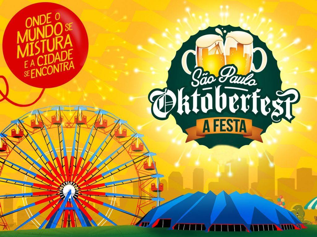 Van para São Paulo Oktoberfest