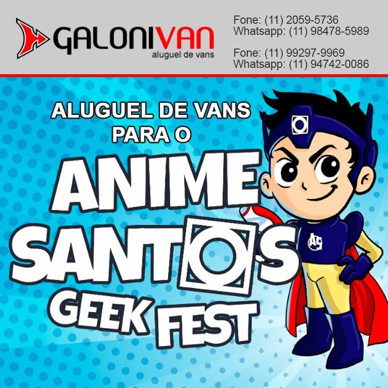 Anime Santos Geek Fest