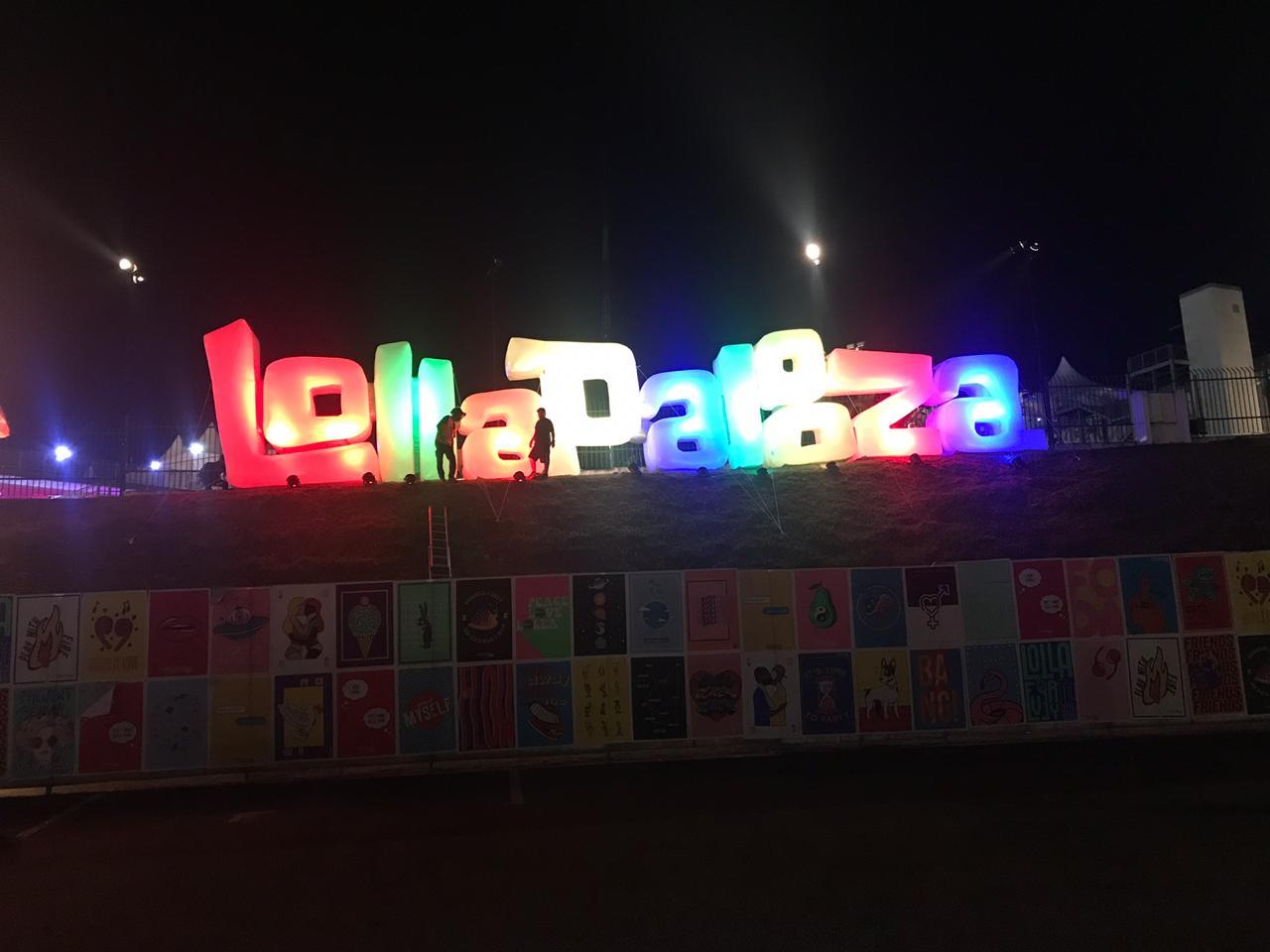 Lollapalooza em São Paulo