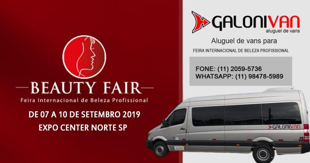 Beauty Fair 2019 Maior Feira de negócios para profissionais de beleza