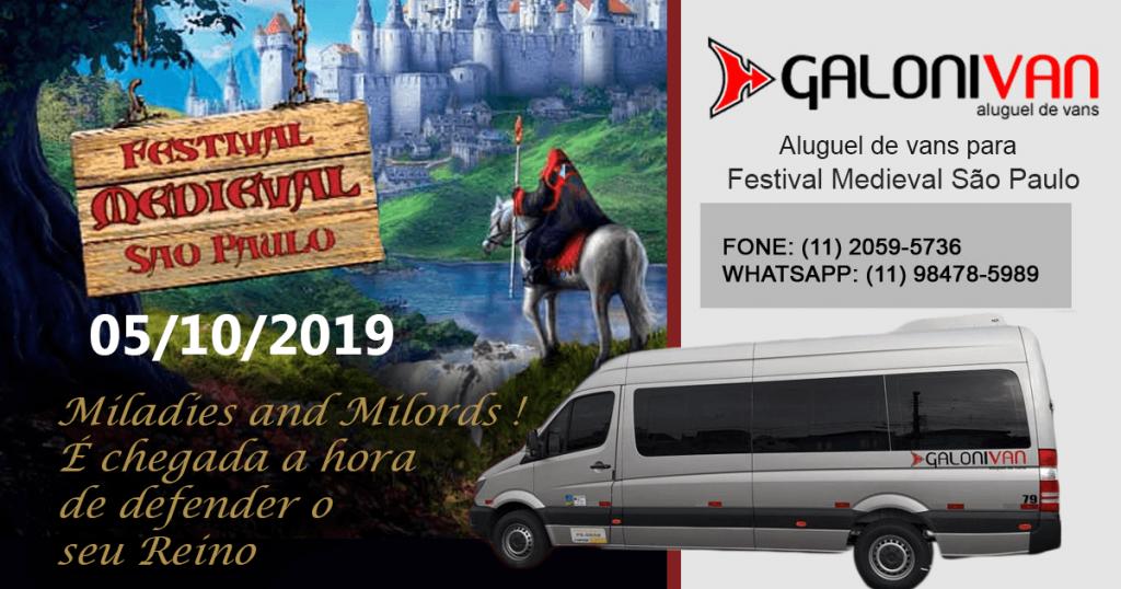 Festival Medieval São Paulo